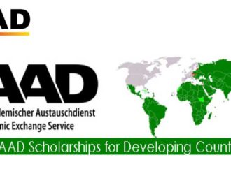 DAAD Scholarship-Research Grants – Doctoral Programmes in Germany