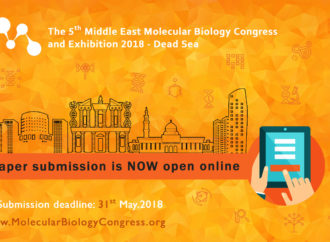 the 5th Middle East Molecular Biology Congress and Exhibition 2018