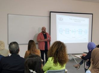 """Communication Strategies and Techniques"" workshop was organized by Directorate of International Relations"