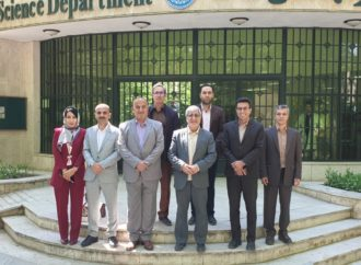SPU delegation visited University of Tehran College of Agriculture and Natural Resources
