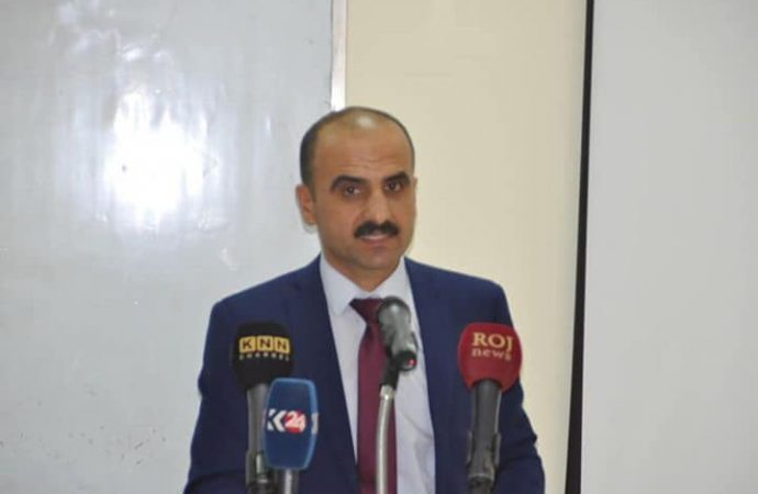 Marketing Agricultural Products symposium was held at Halabja Governorate