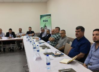 A workshop on liquefied Natural Gas Installation in Kurdistan Region was organized