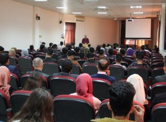 Directorate of Media and Activities Holds Workshop in Darbandikhan
