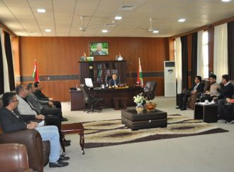 Halabja Health Self-Protection Directorate Collaborates With SPU