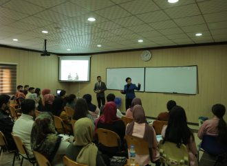 "A Workshop is Held on ""Writing Resume and Conducting Job Interview"""