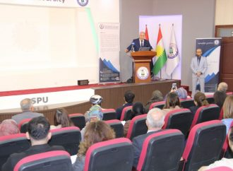 "A symposium was run under the title ""Confronting the Fear of Coronavirus Pandemic in Kurdistan""."